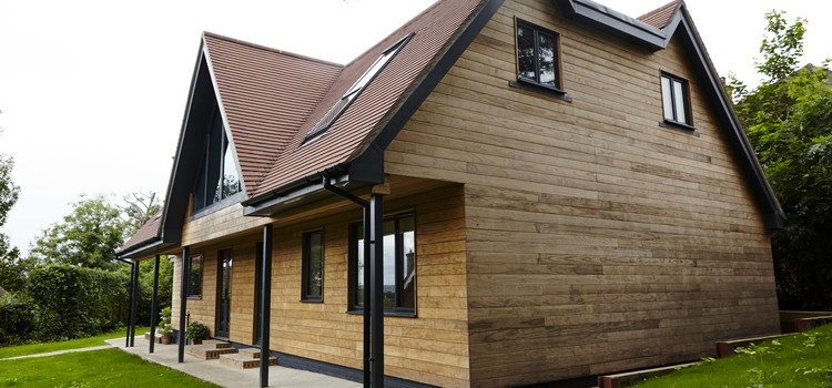 thermo-treated cladding