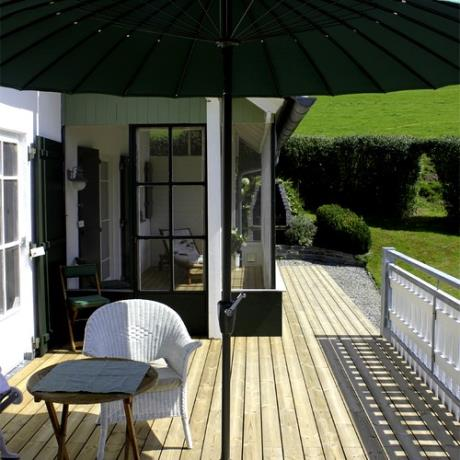 115 x 26mm Thermory® Thermo-Treated Pine Decking