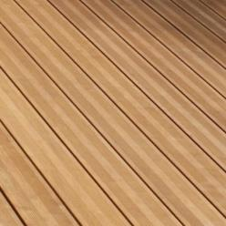 195 x 20mm Smooth/Danish Heveatech Decking