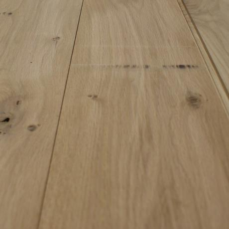 205 x 21mm Rustic Solid Oak Timber Wood Flooring