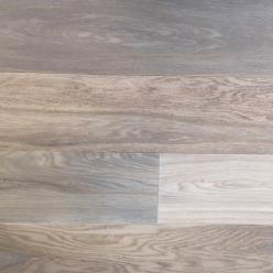 220 x 15mm Smoked/Brushed White Oiled Oak Flooring