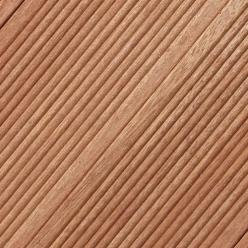 90 x 19mm Reeded Balau Decking