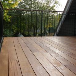 YELLOW BALAU Decking - 145mm x 21mm
