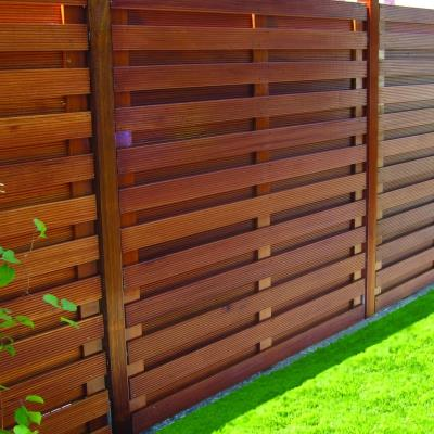 Balau Robust Fence Panel