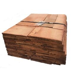 Bundle of No. 1 Grade Blue Label Cedar Shingles