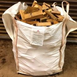Bulk Bag of Kiln Dried Firewood