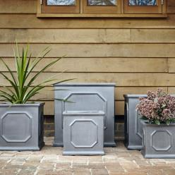 Clayfibre Chelsea Box Planter