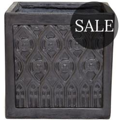 *SALE* Clayfibre Mayfield Square Planter
