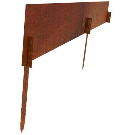 Corten Steel Edging Fixing Pegs