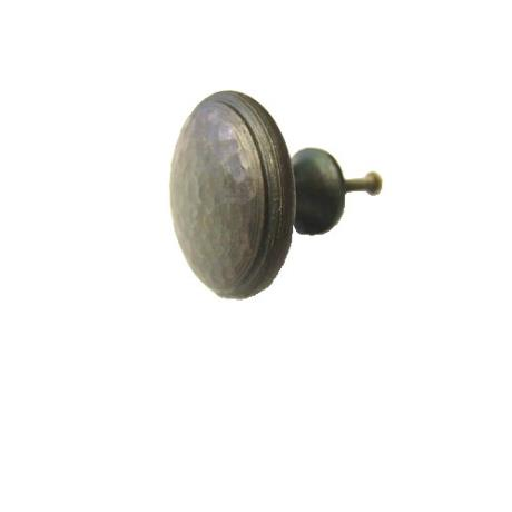Pictured: Cupboard Knob wrought iron door furniture handle