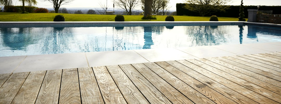 Garden Decking; Hardwood & Softwood
