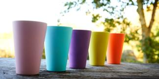 Eco-friendly Tableware; Drinking Cups