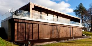 Thermory® External Thermo-Treated Ash Cladding