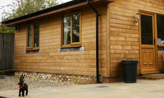 Thermory® Thermo-Treated Pine External Cladding