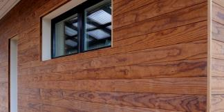 Thermory® External Thermo-Treated Pine Cladding, C6 Profile
