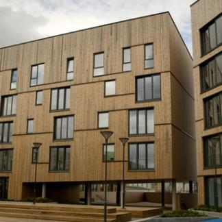 Thermory® External Thermo-Treated Pine Cladding, C7 Profile