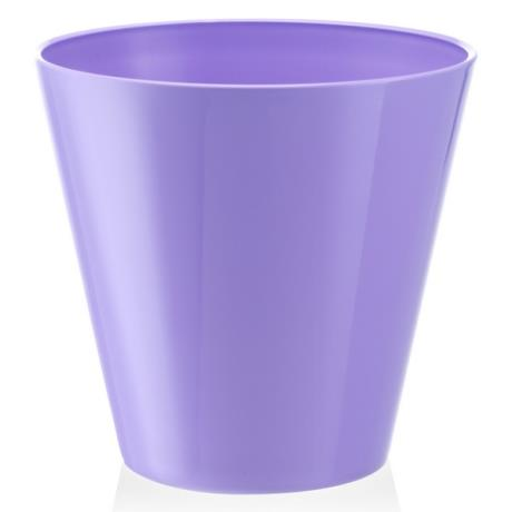 Fiori Estoril Vase Planter  / Home Lilac Herb Pot / Flower Tub Plastic / Small Medium Large / Container