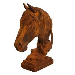 Graceful Horse Statue