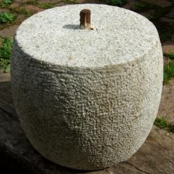Granite Drum Staddle Stone