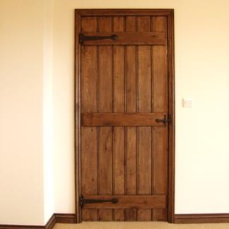 Internal Solid Oak Cottage Door