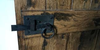 Cottage Door Latch