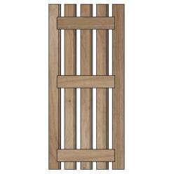 Solid Oak Door Kit - Farmhouse
