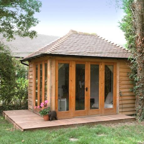 Oak Framed Garden Office Room/Summer House Outbuilding