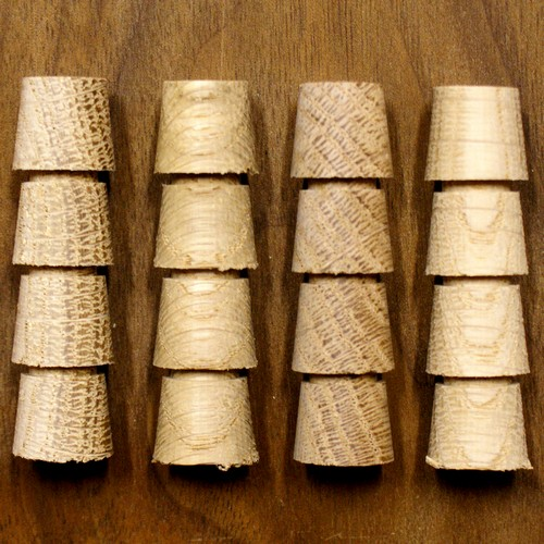 Pictured: Oak Plugs
