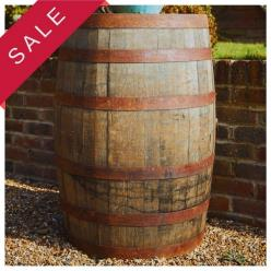 *SALE* Oak Whisky Barrel