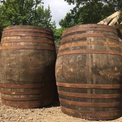 Oak Whisky Puncheon Barrel