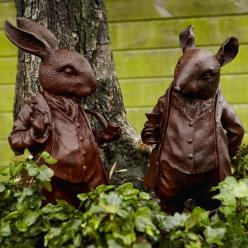 Woodland Creature Statues