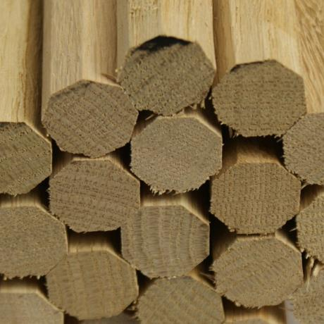 Oak Timber Wooden Hardwood Peg Wood Pegwood Dowel Joining
