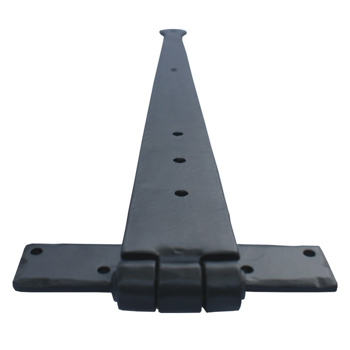 Penny End Strap Hinge - Powder Coated