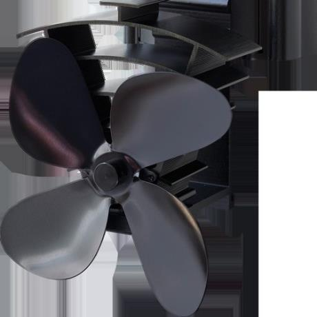 Remora Magnetic Flue Pipe Valiant Heat Powered Stove Fan