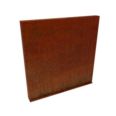Sede Corten Steel Wall Landscape Garden Feature