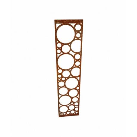 Sodi Corten Steel Decorative Panel Landscape Garden Feature