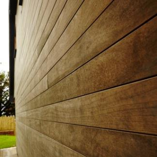 Softwood Cladding