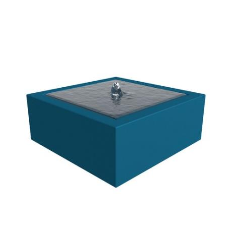 Somni Aluminium Water Table Garden Landscape Feature
