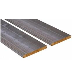 186 x 20mm C15 Spruce EXTERNAL Cladding- Platinum