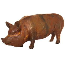 Standing Sow Statue