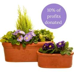 Terracini Thrive Charity Planter