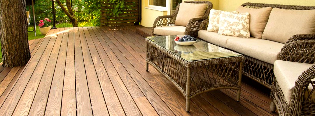 Thermory® Decking