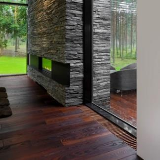 Thermory® Thermo-Treated Ash Flooring