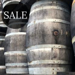 *OUT OF STOCK* Toasted Oak Wine Barrel