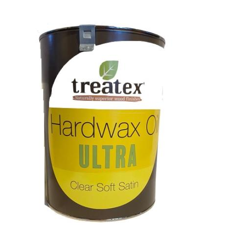 Treatex Ultra Clear Soft Satin Hard Wax Oil