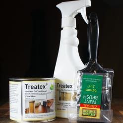 Treatex Worktop Care Kit